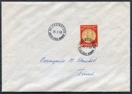 1959 Norway Polarsirkelen / Arctic Circle Cover - Norway