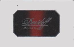 Télécarte Japon / 110-011 - Tabac - CIGARETTE / DAVIDOFF ** ONE PUNCH ** - Japan Phonecard - ZIGARETTE - 199 - Japan