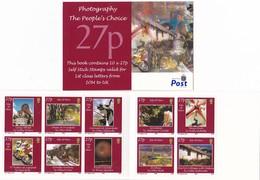 Man, 2002, 1014/23, BOOKLET 0-14, Fotografien Aus Man.  MNH ** - Man (Eiland)