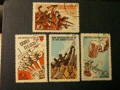 Korea Nord 1972 Propaganda Army Mi 1059 CTO - Corée Du Nord