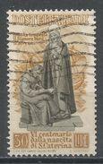 Italy 1948. Scott #492 (U) St. Catherine - 1946-60: Afgestempeld
