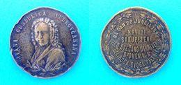 IVAN GUNDULIC ... Dubrovnik 26.06.1893. - Svecano Otkrivanje Spomenika  ***  Croatia Original Vintage Bronze Medal RRRRR - Croatia