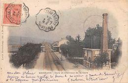 DORMANS - Gare Et Intérieur De La Gare - Dormans