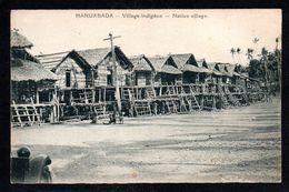 PN16) Hanuabada - Native Village - New Guinea - Sacred Heart Fathers, Papua - Papoea-Nieuw-Guinea