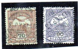 B - 1916 Ungheria - Turul - Ungheria