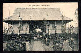 PN17) Ononghe - La Fête Dieu - Sacred Heart Fathers, Papua - Papoea-Nieuw-Guinea