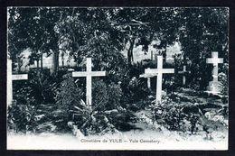 PN19) Yule Cemetery - Sacred Heart Fathers, Papua - Papoea-Nieuw-Guinea
