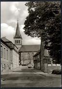 A5689 - Alte Ansichtskarte - Gehren - Blick Zur Kirche - Auslese  TOP - Gehren