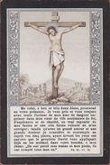 Henri Meunier Marie Lejeune Wegnez Pepinster 1856 1906 Zilverdruk Silverprint Litho Doodsprentje Image Mortuaire - Images Religieuses