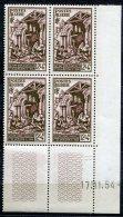 3775  - ALGERIE  N°319/24**  Au Profit Des Sinistrés D'Orléansville   Coin Daté   Du 17-18/11/54    SUPERBE - Algeria (1924-1962)