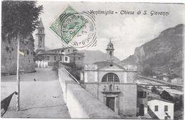 VENTIMIGLIA - ITALIE - Chiesa Di  S Giovanni  - ROY17 - - Imperia
