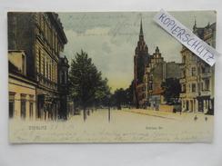 Berlin-Steglitz, Schloßstraße, Gel. 1902 - Steglitz