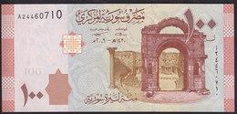 Syria 100 Pound 2009  P113 UNC - Syrie