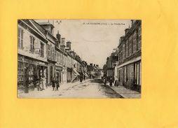 D0808 - LA GUERCHE - 18 - La Grande Rue - La Guerche Sur L'Aubois