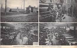INDUSTRIE - IMPRIMERIE PLON Paris - Ateliers De Machines à Imprimer ... - CPA - Métiers Usine Entreprise Fabrik Fabriek - Industrie
