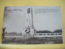 B10 4295 - 55 VAUQUOIS - MONUMENT AUX HEROS DE VAUQUOIS - EDIT. O. R. N° 85 - 1930 - Francia