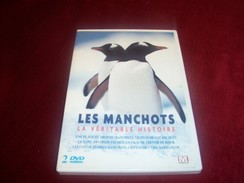 LES MANCHOTS  LA VERITABLE HISTOIRE  DOUBLE DVD - Non Classés