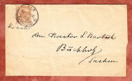 Streifband S 6 Kaiser Franz-Josef, ? Nach Buchholz 1903 (40390) - Stamped Stationery