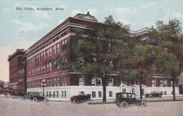 Minnesota Rochester The Clinic 1921