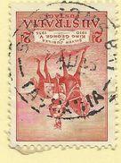 Tasmania - Circular Post Office Postmark - Simpsons Bay - Tas 1059 - 1853-1912 Tasmania