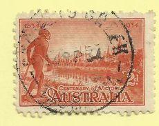 Tasmania - Circular Post Office Postmark - Storey's Creek - Tas 1098 - 1853-1912 Tasmania