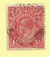 Tasmania - Circular Post Office Postmark - Temma - Tas 1111 - 1853-1912 Tasmania