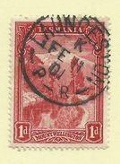 Tasmania - Circular Post Office Postmark - Launceston (K) - Tas 1222 - Gebraucht