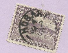 Tasmania - Circular Post Office Postmark - Hobart (A) - Tas 1300 - Gebraucht