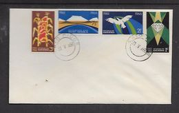 S.Africa, 1966 3th Anniv Of Republic, FDC Unaddressed, Single Stamps - Covers & Documents