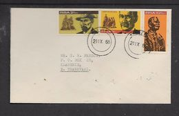S.Africa, First Day Cover, 1968, Hertzog - Covers & Documents