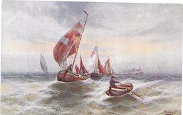 ILLUSTRATEUR - CPA COLORISEE -  Balade En Mer  - ROY17 - - Künstlerkarten