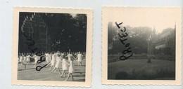 Groot Bijgaarden : Kasteelfeesten  : 1968  :  Oude Foto's :  Formaat    9 X 9  Cm - Lieux