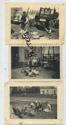 LES BULLES      : 3 Vieux  Photos  : - Places