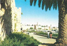 JERUSALEM - Jaffa Gate And The Citadel - Porte De Jaffa - Palestine