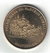 Monnaie De Paris 26.Hauterives - Palais Idéal Du Facteur Cheval 1998 - Monnaie De Paris