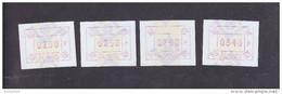Aland Finland. 1993. Frama Label, ATM, Automat Stamp. Mi# ATM 5 Y. MNH ** - Aland
