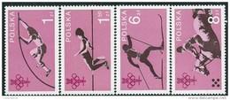 Polonia 1979 Nuovo** - Mi.2612/5  Yv.2436/9 - 1944-.... Repubblica
