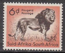 SOUTH AFRICA     SCOTT NO. 207    MNH     YEAR  1954     WMK--201 - South Africa (...-1961)