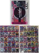 Kamen Rider Ganbaride : 50 Japanese Trading Cards - Trading Cards
