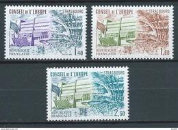 FRANCE 1981 . Service N°s 65 , 66 Et 67 . Neufs ** (MNH) - Officials