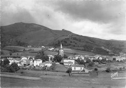 64-AINHOA- VUE GENERALE SUR LA MONTAGNE , LA CHAPELLE DE L'AUBEPINE - Ainhoa