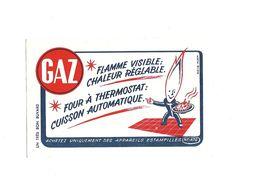Buvard  Gaz Flamme Visible  Chaleur Réglable - Electricité & Gaz