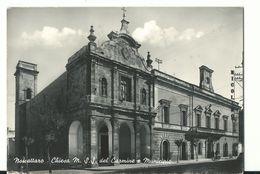 Noicattaro Bari - Chiesa M.SS. Carmine - ED Lo Buono Inzio Anni 50 - Bari