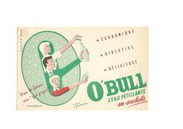 Buvard Eau Pétillante O'Bull - Buvards, Protège-cahiers Illustrés