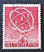 PLAN DE RECONSTRUCTION DE L'EUROPE 1950 - OBLITERE - YT 57 - MI 71 - [5] Berlino
