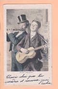 Cpa Carte Postales Anciennes - Joyeux Compagnons Chocolat Vinay 15 - 1900-1949
