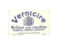 Buvard  Cire Vernicire Brillant Pour Meubles - Blotters