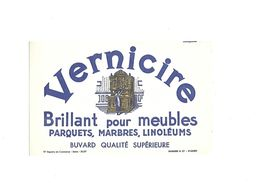 Buvard  Cire Vernicire Brillant Pour Meubles - Buvards, Protège-cahiers Illustrés