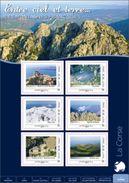 France 2013 Les Montagnes Francaise La Corse - Neufs