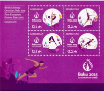 Azerbaijan Azerbaïdjan Aserbaidschan Baku 2015. First European Games.(2nd Edition).Sport - Azerbaïjan